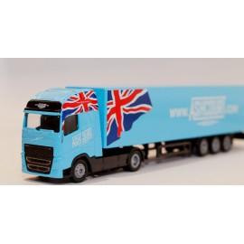 Ashcourt Volvo FH Heavy Haulage Toy Truck