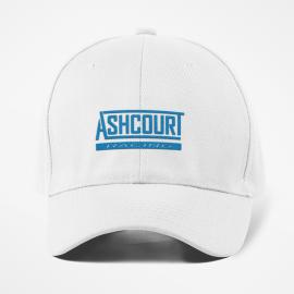 White Ashcourt Racing Cap