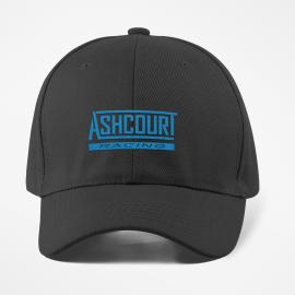 Black Ashcourt Racing Cap